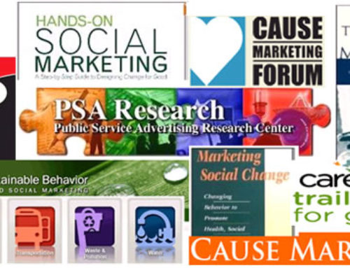 For Social Cause Advertising, Try 'Disenfranchise Marketing'