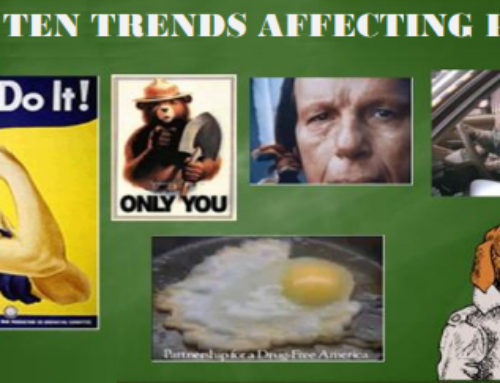 Top Ten Trends Affecting PSAs