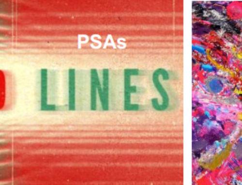 Line Between Public Service, Paid Ads Blurs